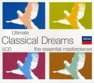 Various-Artists-Ultimate-Classical-Dreams-Various-New-CD