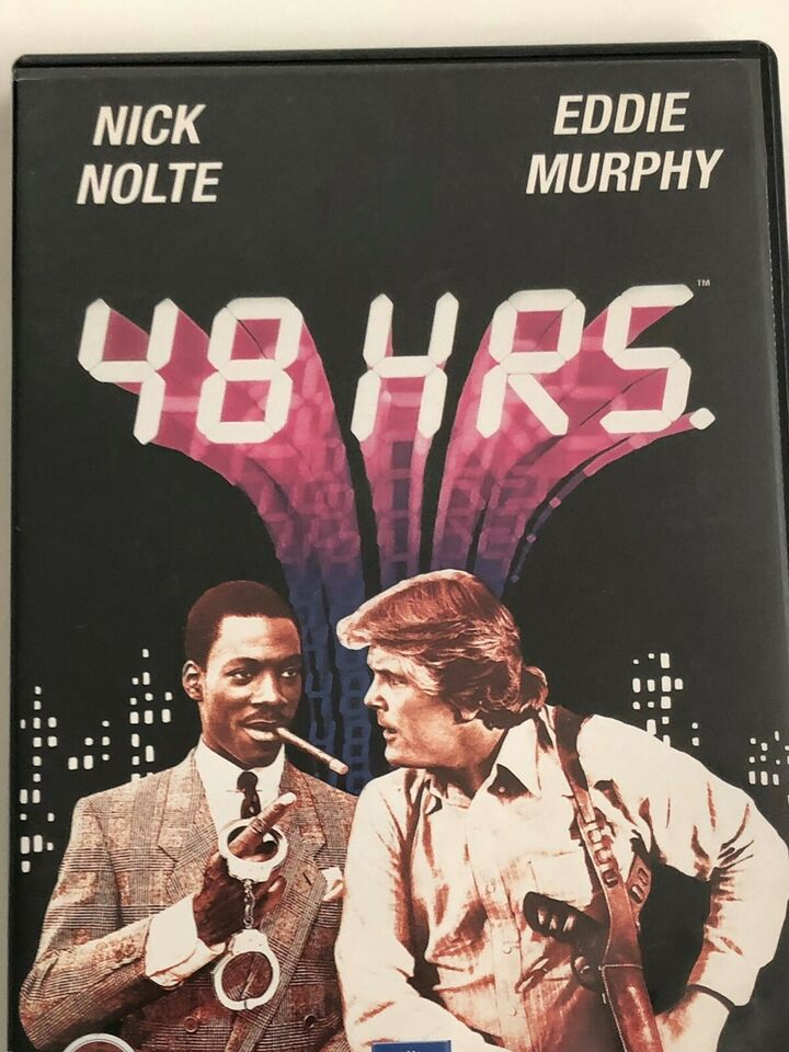 48 Hours, DVD, action
