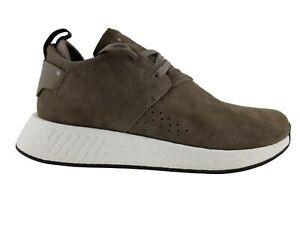 Brown zu BY9913 NMD C2 Adidas Originals Boost Details Simple Schuhe Braun Herren Sneaker 354qAjLR