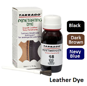 451a6107a175 TARRAGO Penetrating Leather Dye KIT For Leather Shoes Boots Restore ...