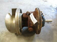 Gorman Rupp Rotating Assembly Pn 44163 351 Shaft 3 34x 1 78 829200c Used