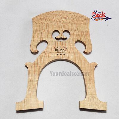 Despiau Superieur Cello Bridge 4//4 92MM--Grade D--French Style