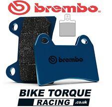Ducati 998 Monster S4R/S Testa 06-07 Brembo Carbon Ceramic Rear Brake Pads