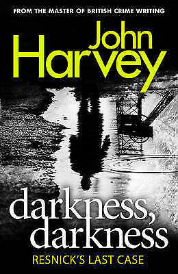 1 of 1 - HARVEY,JOHN-DARKNESS, DARKNESS  BOOK NEW