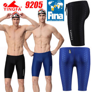 8f9007e561 Image is loading FINA-APPROVED-NWT-YINGFA-9205-SHARKSKIN-RACING-JAMMER-