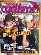 Miroir du Cyclisme n°241 / Octobre 1977 / Poulidor Hinault Poster Moser
