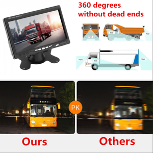 Mini 2 CH Real-time Car SUV MDVR 1080P Digital Video Recorder Support AHD Camera