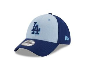 best authentic 62bc7 6f0fa Image is loading Los-Angeles-Dodgers-New-Era-2018-Father-039-