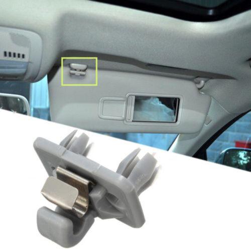 Halter Halterung Auto Sonnenblende Haken 8U0857562A für Audi A1 A4 A5 Q3 Q5 FE