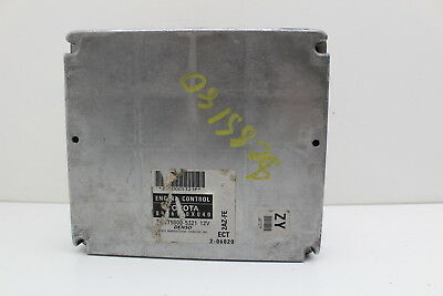 2003 03 TOYOTA CAMRY 4CYL AT COMPUTER BRAIN ENGINE CONTROL ECU ECM MODULE UNIT