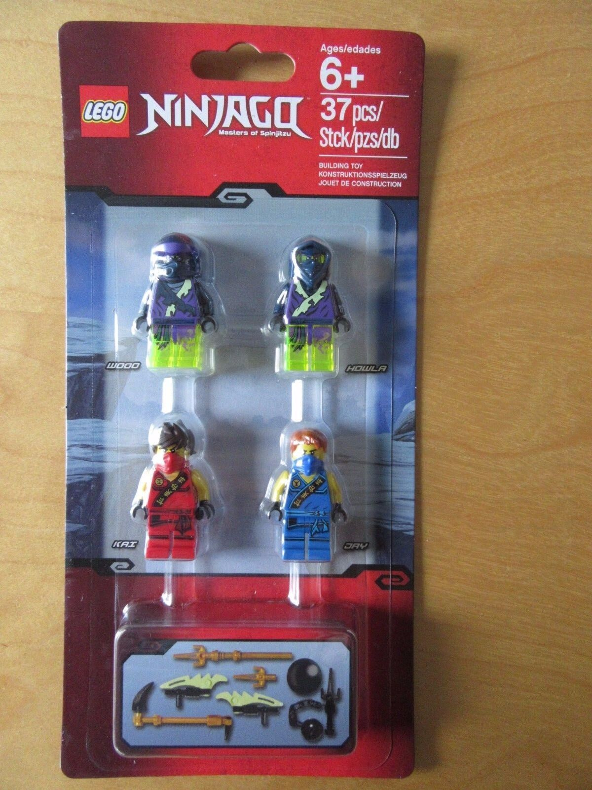 New New New in Manufacturer Sealed LEGO® Ninjago™ Minifigure Set 485e72