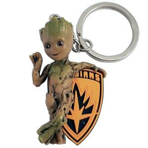 Marvel Baby Groot Keyring Guardians of the Galaxy Gift Present Licensed Merchand
