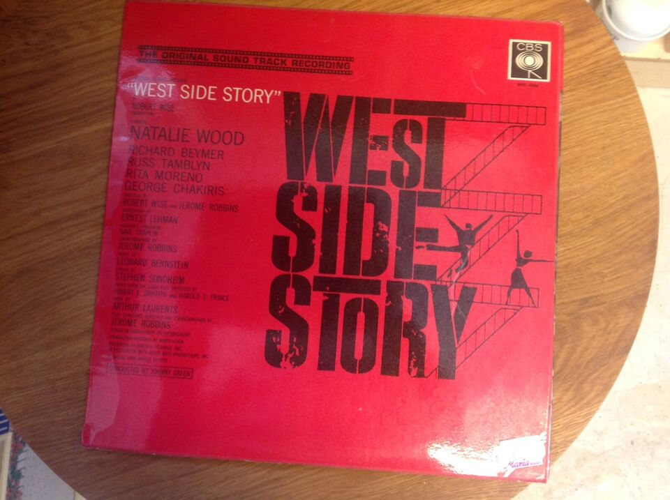 LP, West side story, West side story