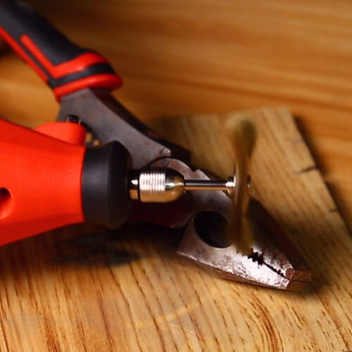 Toolman Crimped Wire Wheel Cup Brush Set Universal fit 7pcs Set XTH011