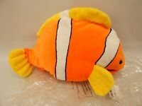 16 Clown Fish Puppet Sunny Puppets, Movable Mouth, Stuff Animal, Pretend Play