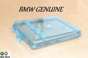 s l300 bmw e23 733i e24 633csi e30 318i 325 m3 fuse box cover brand new E24 633CSi at nearapp.co