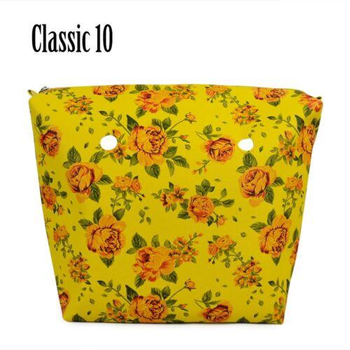 Tasca interna con stampa floreale per borsa donna Obag EVA O BAG