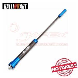 Ralliart-Corto-Antenna-Estendibile-Versione-Blu-per-Mitsubishi-Blu-RA01503L15