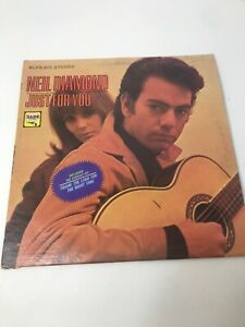 NEIL-DIAMOND-JUST-FOR-YOU-LP-RECORD-BLPS-217-No-inner