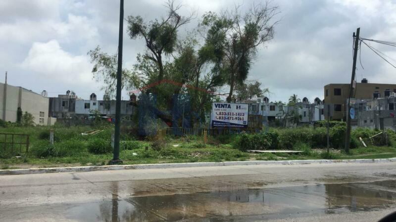 Venta de terreno en Col. Tancol, Tampico, Tamaulipas.