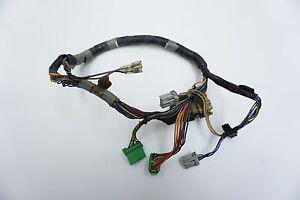 1996 1997 honda del sol driver side door wiring harness ebay rh ebay com