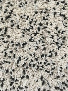 Image Is Loading Ikea Vindum High Pile Cream Grey Black Rug