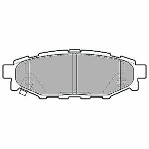 21453-12 Months Warranty! OE Quality Brand New Brake Pad set