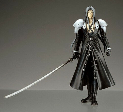 Square Enix Final Fantasy SEPHIROTH ps3 wii xbox Video Game 7  figure RARE