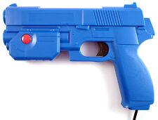 Ultimarc aimtrak Arcade Gun-nome, HOUSE OF THE DEAD, VIRTUA COP ecc.. (BLU)
