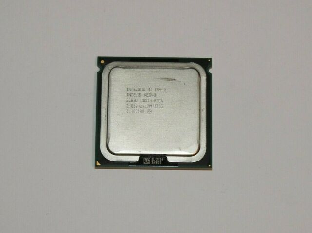 Intel Xeon E5440 2,83 GHz Prozessor Sockel 771 SLBBJ + Wärmeleitpaste