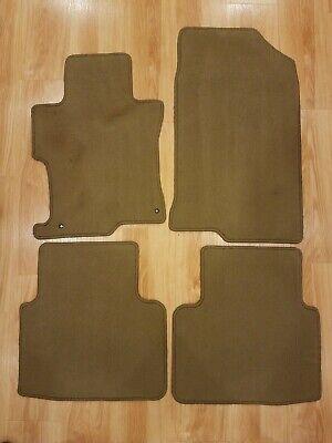 Honda Genuine 83601-TA0-A01ZB Floor Mat