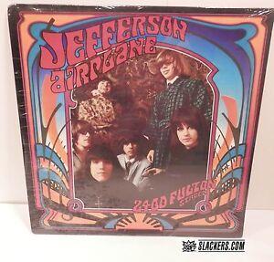 JEFFERSON-AIRPLANE-2400-Fulton-Street-NEW-2-LP-SEALED-VINYL-1987-Anthology-HITS
