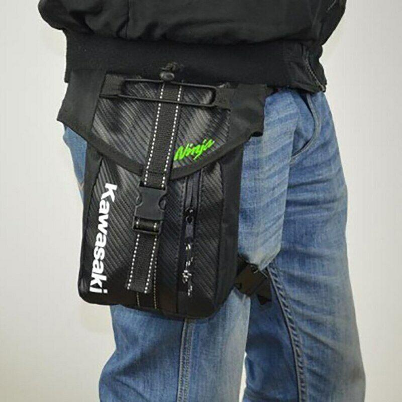 ✅ Leg bag for Motorcycle ▷ KAWASAKI ️ economic, very comfortable, adjustable!!