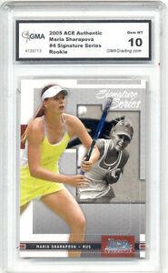 2005-Maria-Sharapova-Ace-Authentic-Signature-Series-Rookie-Gem-Mint-10-4