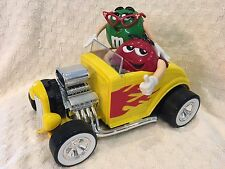 M&Ms HOT ROD ROADSTER CANDY DISPENSER M&M REBEL WITHOUT A CLUE CAUSE JALOPY CAR