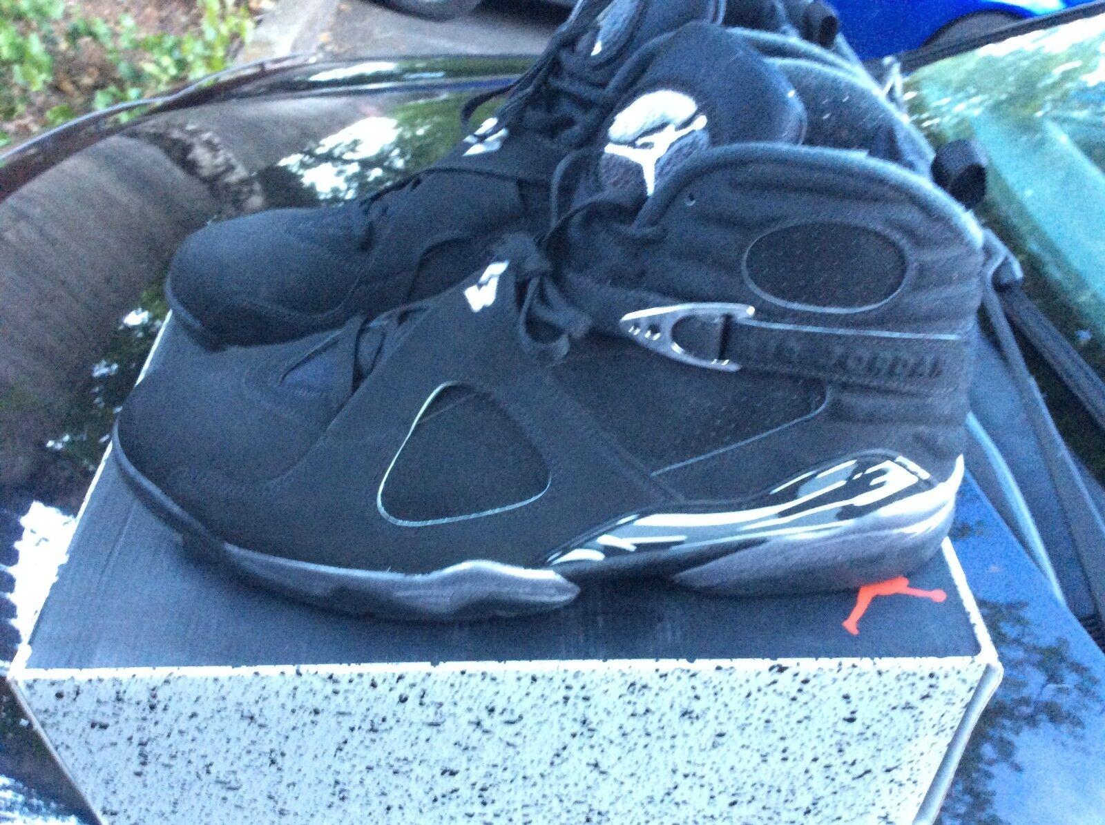 Retro Jordan 8's Chrome, Mens Size 17, Air Jordan, Nike, Jordan, Retro, Jordan