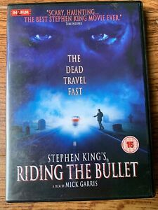 Riding-the-Bullet-DVD-2004-Stephen-King-Horror-Movie