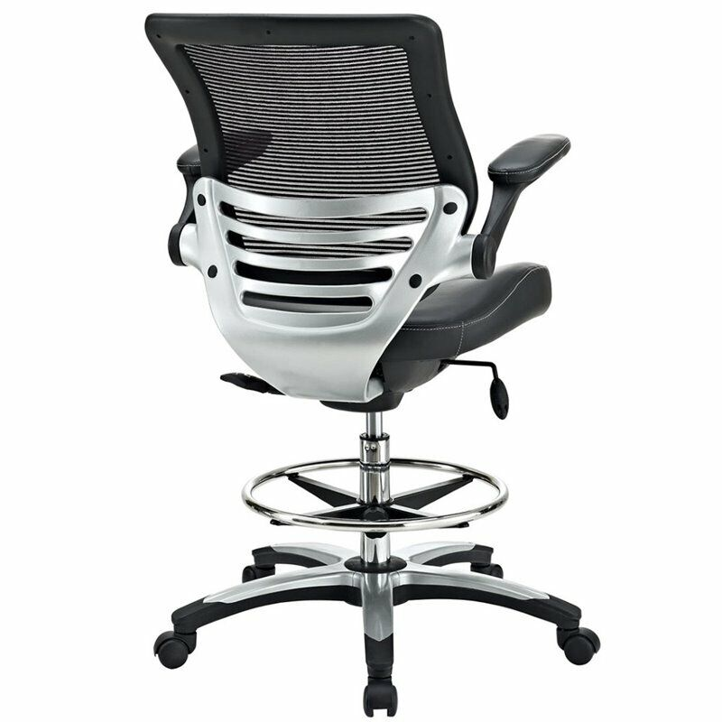 Lexmod Edge Office Drafting Chair For Sale Online Ebay