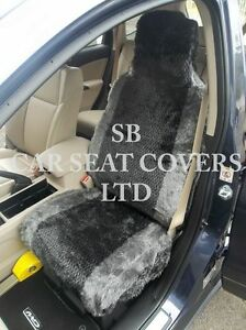 i-TO-FIT-A-DAIHATSU-TERIOS-2-CAR-S-COVERS-2-FRONTS-GREY-DIAMOND-FAUX-FUR