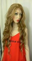 Heat Ok .. Lace Front Montana Wig From Sepia/west Bay .. Fs8.27.613 Color Mix