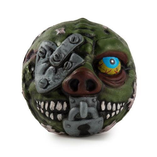 "Verrouillé Lips Madballs 4/"" mousse horrorball Kidrobot NECA"