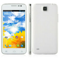 """Android 4.4 Dual-Sim 3G Smart Phone 4.0"""" Capacitive Touch Screen WiFi! UNLOCKED!"""