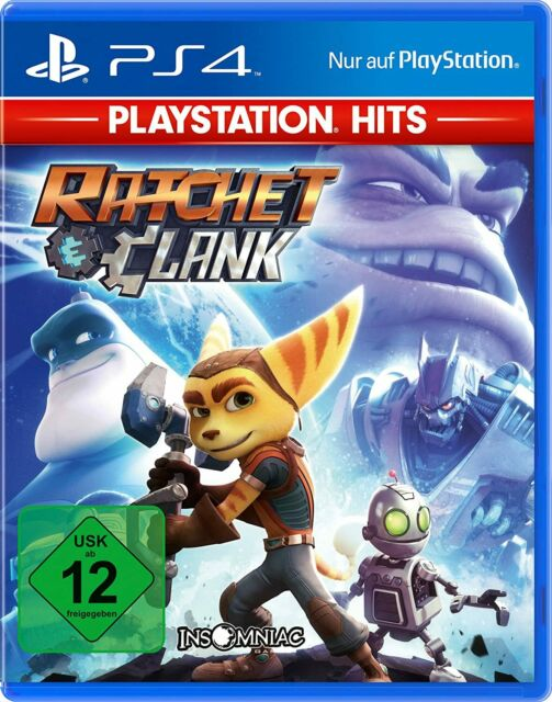 Ratchet & Clank PlayStation 4 PlayStation Hits PS4 USK12 Neu & original verpackt