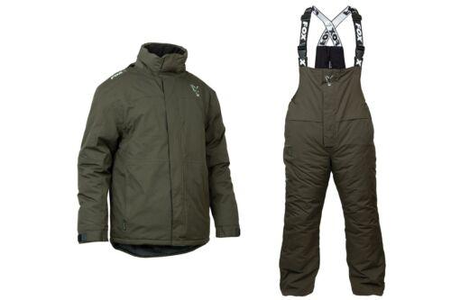Fox Carp Winter Suits Latest Model