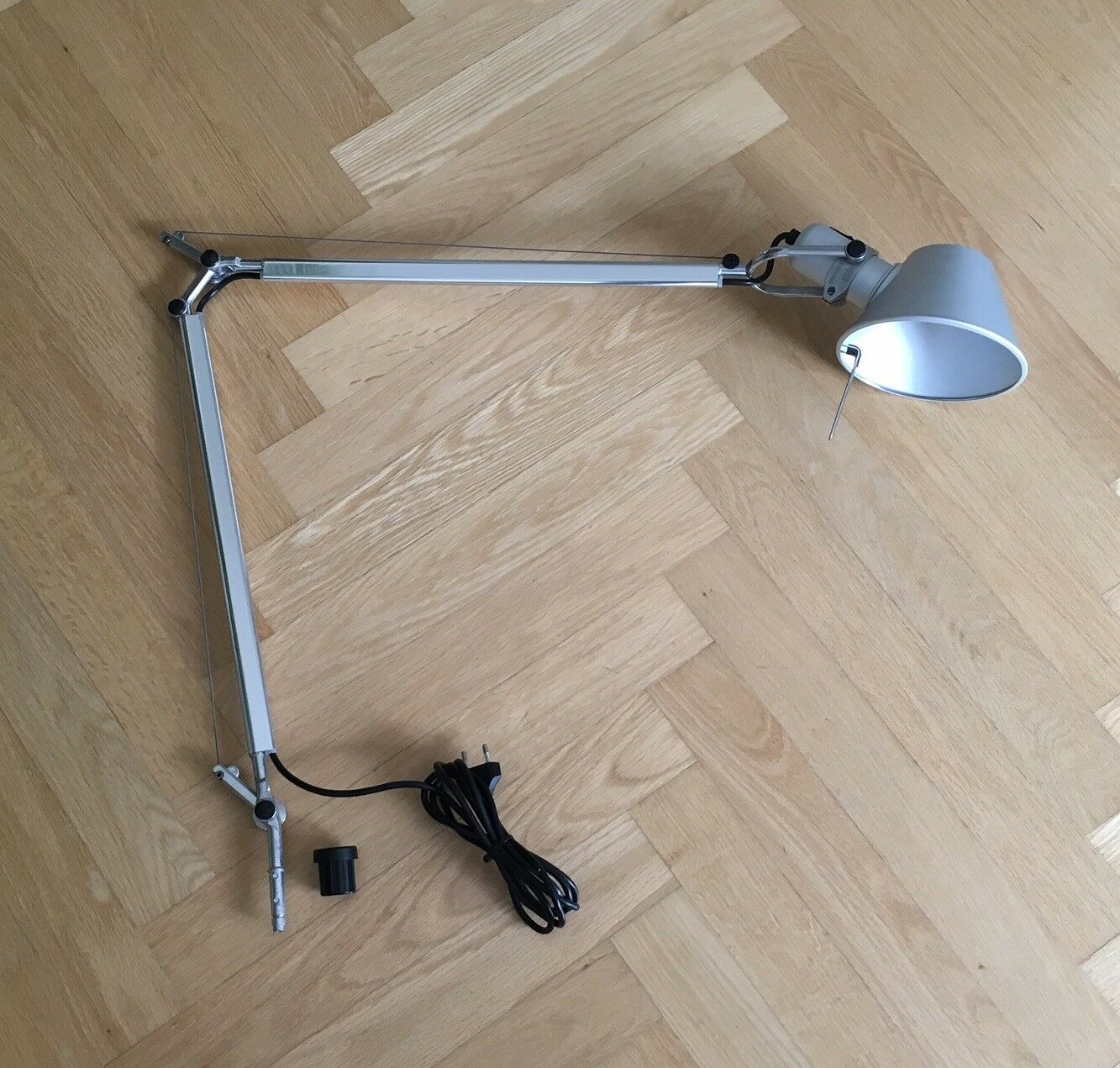 Artemide Tolomeo Lettura 230v Stehlampe Alu Matt A013900 A014900 Gunstig Kaufen Ebay