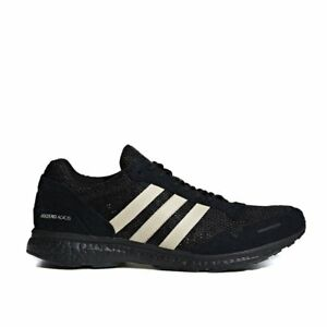 best service 5a462 ffdcd Details about Mens Adidas AdiZero Adios 3 UNDEFEATED Black B22483