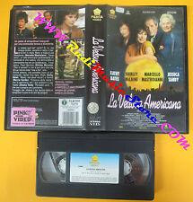 VHS film LA VEDOVA AMERICANA Marcello Mastroianni 1993 PENTA VIDEO (F126) no dvd