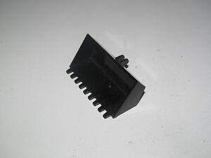 Respectueux Lego ® Pelle Godet Noir Pelleteuse 4x8 Grue Chantier Bucket Excavator 47508