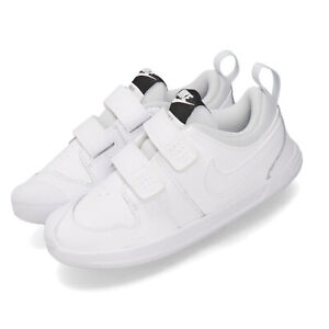 Nike-Pico-5-White-Black-Strap-TD-Toddler-Infant-Baby-Shoes-Sneakers-AR4162-100