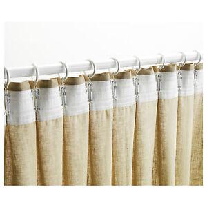 Cortinas Ikea Cinta Tira, Fieltro. dobladillado-Punta Pluma, alambre de cortina, Gancho, Material  </span>